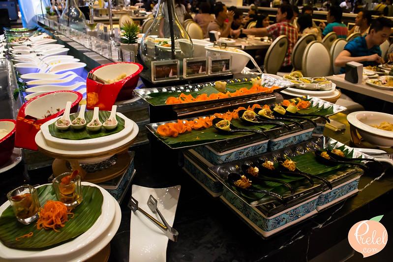 Vikings Luxury Buffet restaurant review