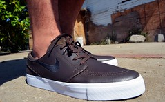 2013 Nike Zoom Stefan Janoski Brown L