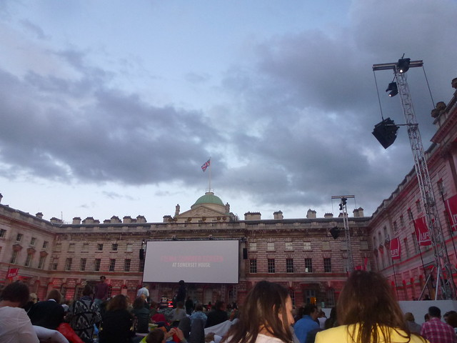 Cinema Somerset House August 2014