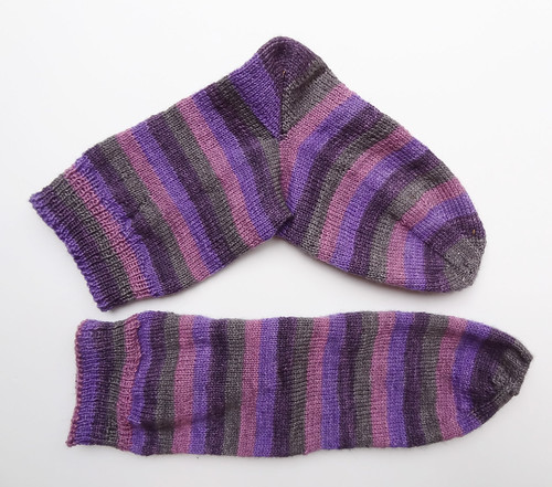 Wool Barn Socks 02