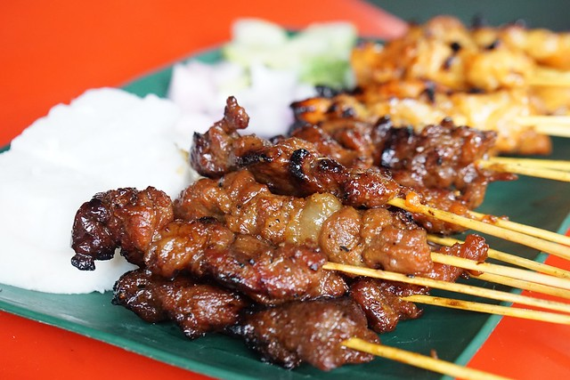sate zainah ismail - good satay in kl-005