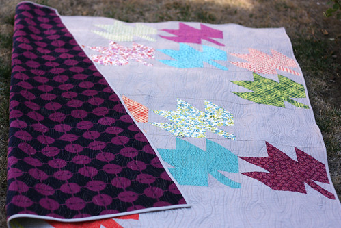 maple tree quilt