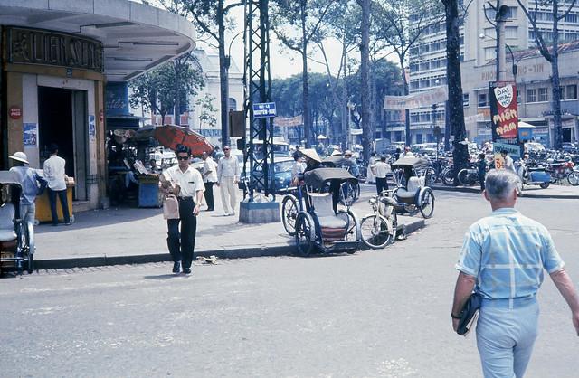 SAIGON 1966 - LIEN-SENG ALIMENTATION GENERALE