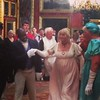 Regency dancing at Apsley House. Yes, I'm there again!