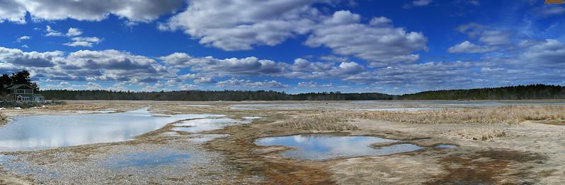 Panorama5- Goosefare Brook