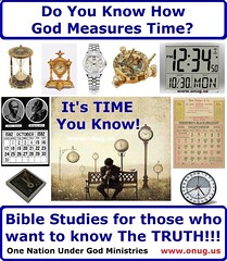 How Does God Measure Time?