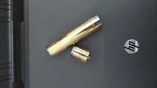 Personal Vaporize Braided Wick 3mm, GP Paps, Quasar RDA (SEMARANG)