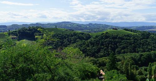summer landscape österreich sommer sony 1018 landschaft f4 steiermark oss 2014 kaindorf südsteiermark kitzeck sausal kogelberg southstyria nex6