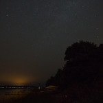 Colpoys Bay, Night Sky