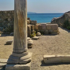 Basilica of Agios Stephanos #AgiosStefanos #kefalos #Kos #Greece