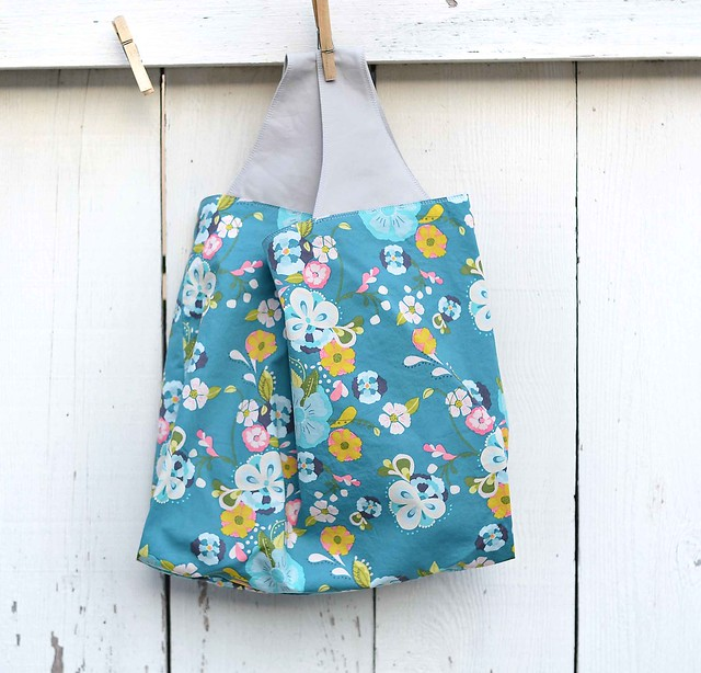 emmy grace reusable grocery bag