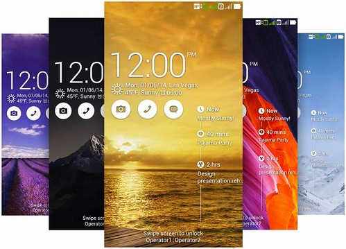 Trải Nghiệm ZenUI Và Android 4.4.2 Kitkat Trên FonePad Note 6 - 31770