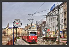 Tram Wien, 27. Dec 2009