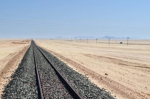 Chemin de fer de aus-Lüderitz
