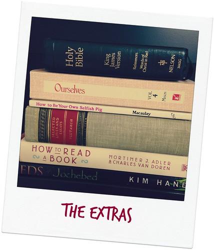 BTH - The extras