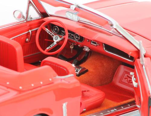 Mustang-cruscotto