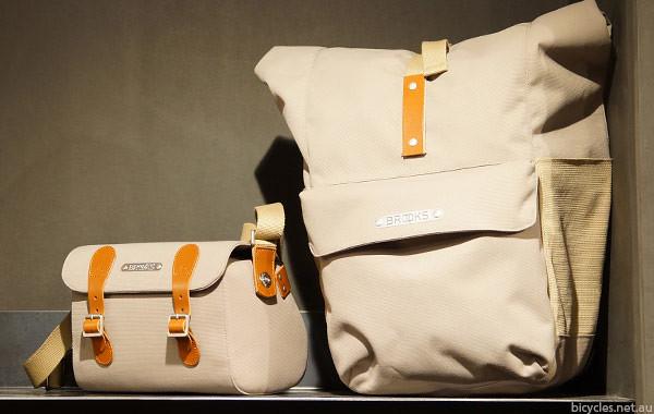 Brooks Pannier Bags Eurobike 2014