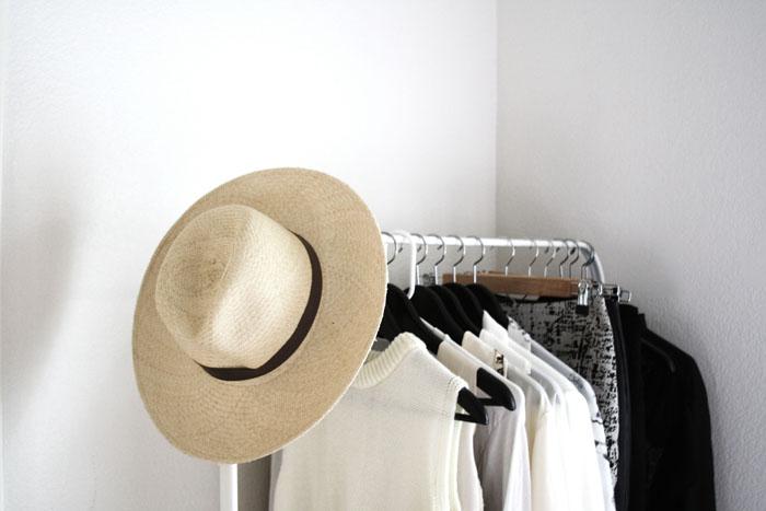 Fringe of the Cro   Janessa Leone Gloria Hat