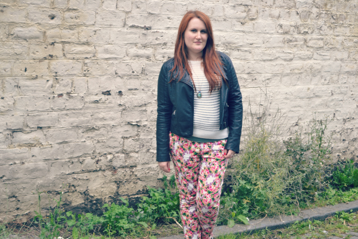 floral breeks scottish fashion blogger