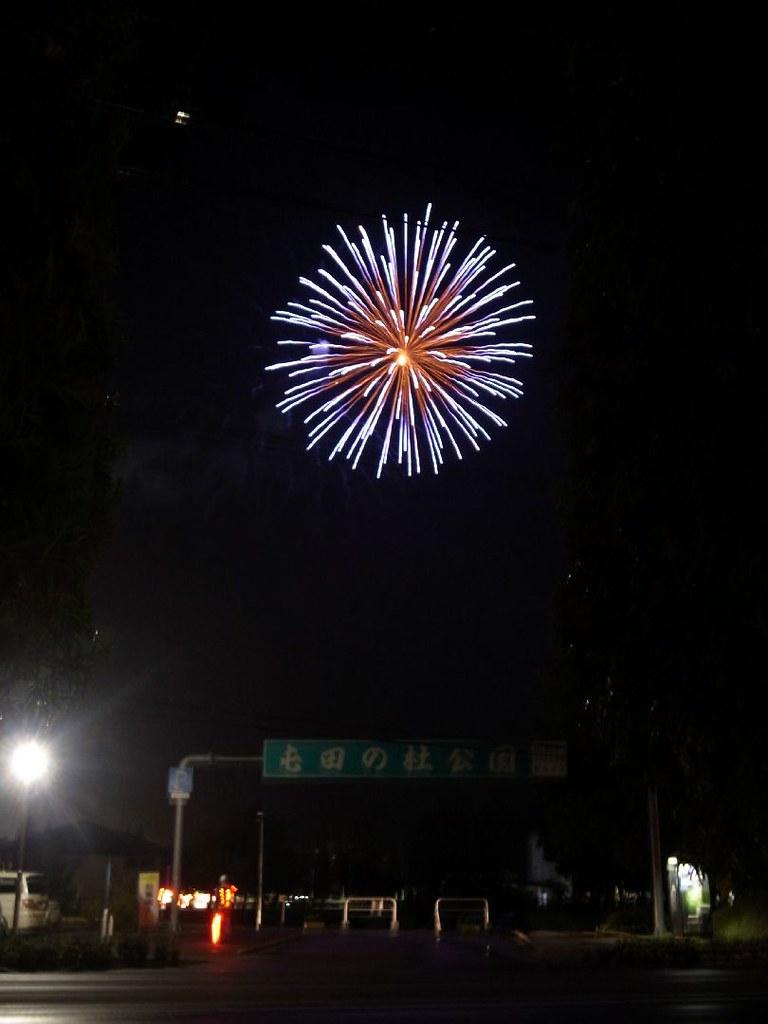 端野花火 (2)