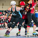 2014 D1 WFTDA Playoffs - Sacramento - Blue Ridge v Terminal City