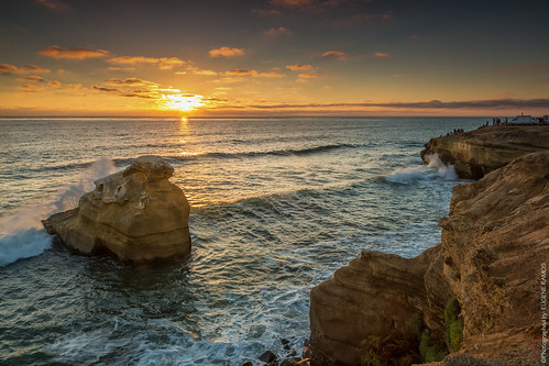 california sunset seascape landscape sandiego socal sunsetcliffs 5dmarkiii