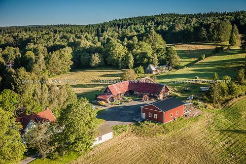 sverige jönköping swe flygfoto törestorp hillerstorp