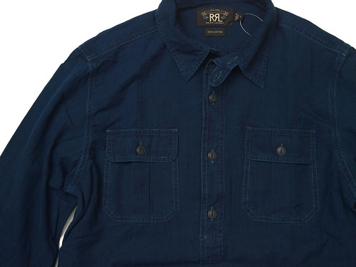 RRL / Anthony Pullover Workshirt