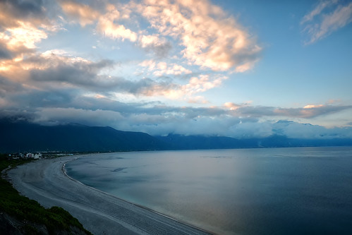 longexposure travel sunset sea sky clouds landscape taiwan olympus 夕陽 bluehour hualien 七星潭 magichour 花蓮 em1 chihsingtan nd106 1240mmf28
