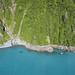 Blue waters of Valdez Arm