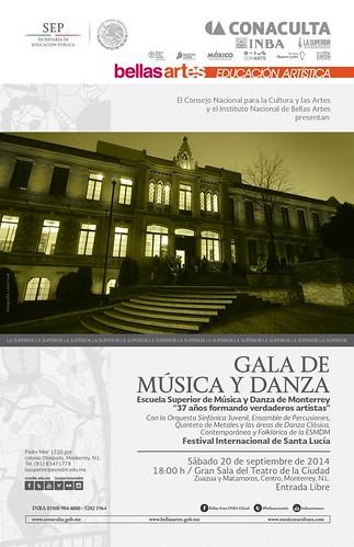 Gala de Música y Danza de La Superior