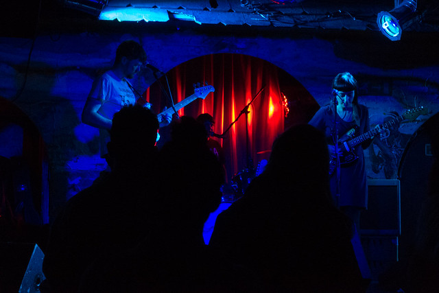 Label Mates at the Shacklewell