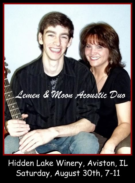 Lemen & Moon Acoustic Duo 8-30-14