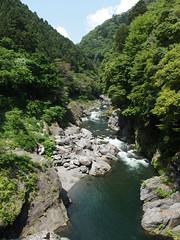 Tama River @ Otama Trail @ Hike from Kori to Okutama
