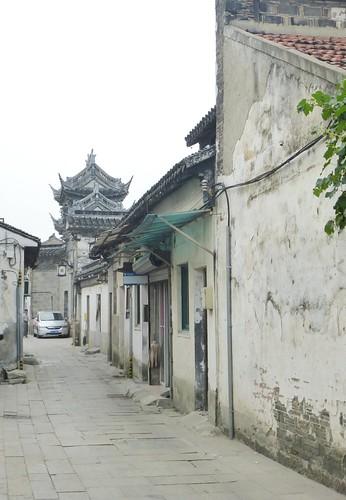 Jiangsu-Suzhou-Colline vers Centre-ville (51)
