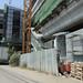 Metro extension in progress - Bangkok