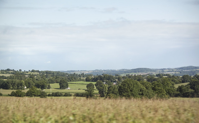 Drive to Brittany