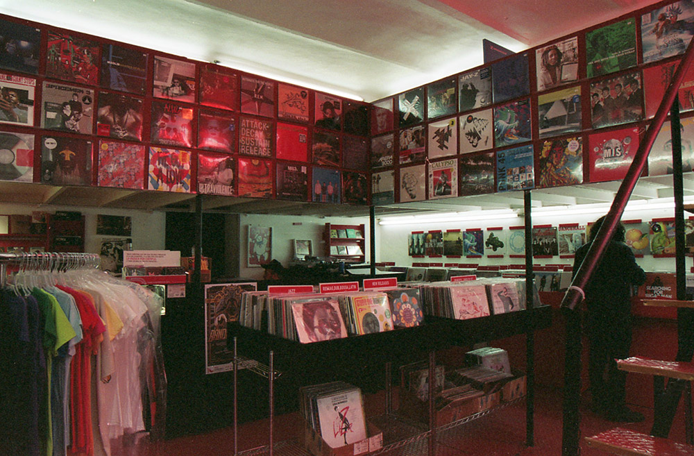 La Roma Records - Mexico City
