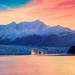Hubbard Glacier & Sunrise by Luís Henrique Boucault