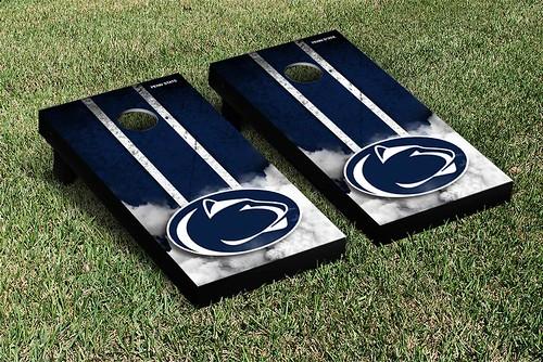 Penn State PSU Nittany Lions Cornhole Game Set Vintage Version