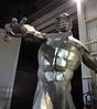 Greg Brotherton sculpture at Glashaus, San Diego