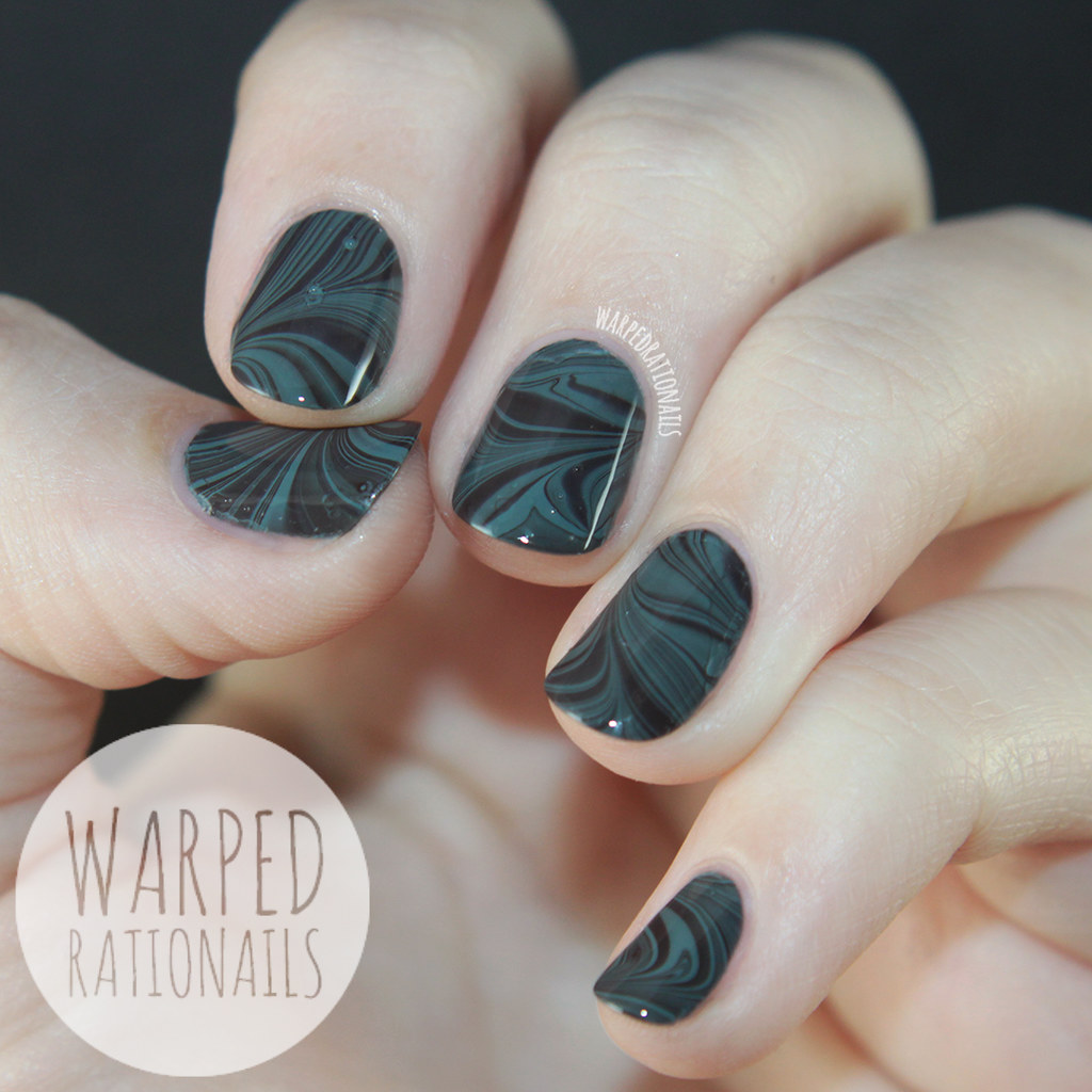 31DC2014: Day 20 - Water Marble