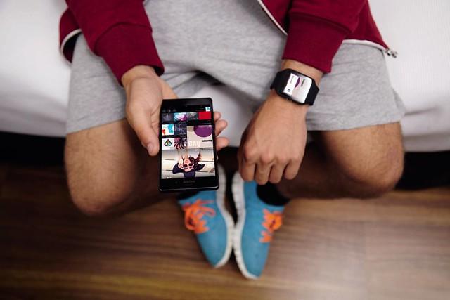 15131215552 984d184a23 z Sony SmartBand Talk i SmartWatch 3   novi pametni sat i pametna narukvica