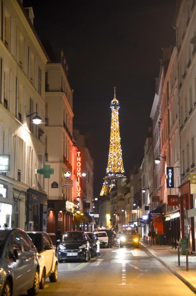 August Paris Trip