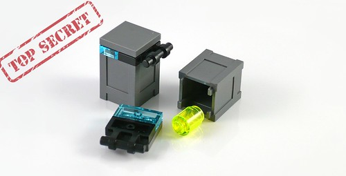 LEGO Ultra Agents 70160 Riverside Raid 01