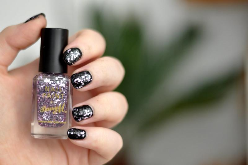 notd barry m lavender nail polish rottenotter rotten otter blog