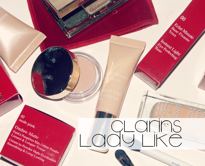 clarins lady like fall 2014- instant light eye perfecting base and ombre matte 02 nude pink (3).JPG