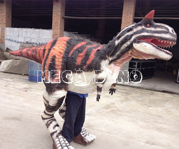 Walking Carnotaurus Costume for Sale