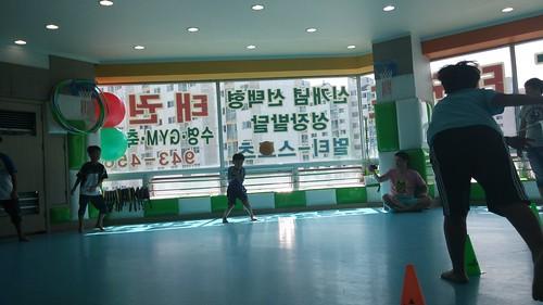 YMT 피구대회