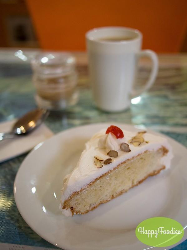 Almond Cake (P65)